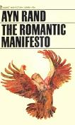 Romantic Manifesto book (white mass pb cover) by Ayn Rand
