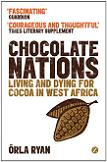 Chocolate Nations In West Africa book by Órla Ryan