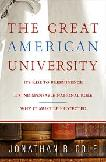 Great American University book by Jonathan R. Cole
