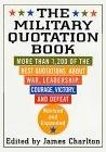 Military Quotation Book