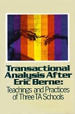 Transactional Analysis After Eric Berne book edited by Graham Barnes