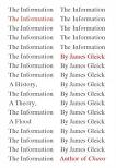 Information, History, Theory, Flood book by James Gleick