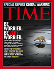 Time Magazine cover story on global warming - 3 April 2006