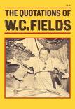 quotations of W. C. Fields book