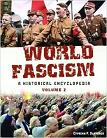World Fascism Historical Encyclopedia in two volumes by Cyprian Blamires