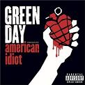 Green Day American Idiot rock opera album