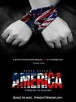 America Freedom To Fascism movie poster directed by Aaron Russo