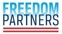 logo for Freedom Partners [est. 2011] of Houston, Texas & Dubai, UAE]
