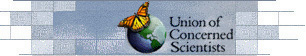 Union of Concerned Scientists re global warming