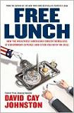 Free Lunch book by David Cay Johnston