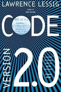 Code Version 2.0 book by Lawrence Lessig