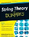 String Theory For Dummies book by Mensa member Andrew Zimmerman Jones