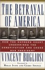 Betrayal of America book by Vincent Bugliosi