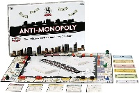 Anti-Monopoly 1973 board game by Ralph Anspach