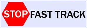 image for 'Stop Fast Track' anti-TPP campaign